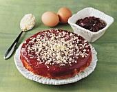 Bolo De Pascoa (Portuguese chocolate cake)