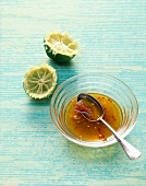 Sweet chilli dressing with lime