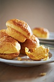 Sweet Potato Brioche Buns
