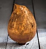 A dirty turnip