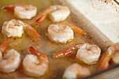 Sauteed Shrimp in Butter Garlic Sauce