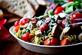Pasta Salad with Grilled Chicken