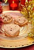 Foie gras on toast for Christmas