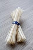 Rice ribbon noodles