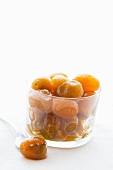 Kumquat compote