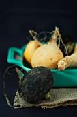 Assorted turnips
