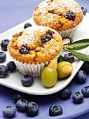 Olive muffins