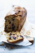 Black currant bread