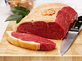 Sirloin of beef