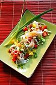 Asian cellophane noodle salad