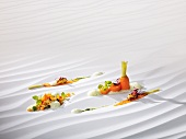 Bouchot mussels cooked 'sous vide' with carrots