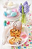 Fruitcake for Easter