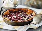 Clafoutis (cherry bake, France)