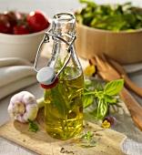 Aromatisches Olivenöl