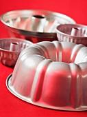 Bundt cake tins