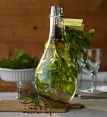 Herb liqueur