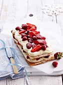 Berrry mille Feuille