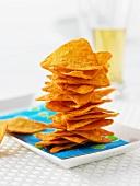 Cheese tortilla chips