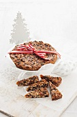 Panforte (Christmas cake from Italy)