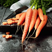 Fresh carrots - Grow your own