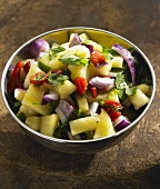 Pineapple and Onion Salad