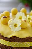 Simnel Cake (Osterkuchen, England)
