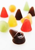 Cuberdon (Belgian sweets)