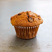 A raisin muffin
