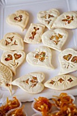 Sardinian biscuits