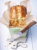 Apricot-pistachio bread