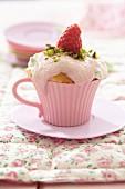 Buttermilk cupcake