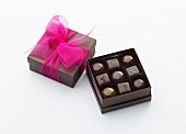 Zoe's Chocolates; Gift Box of Chocolates
