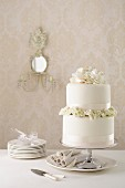 Classic Ivory Stack Cake
