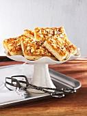 Marzipan butter cake