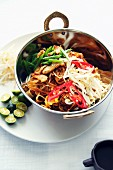 Pad Thai (Thai noodle dish)