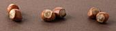 Six hazelnuts