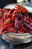 A Bowl of Crawfish