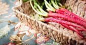 Organic Long Radishes