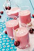 Cherry shakes