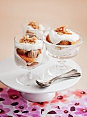 Orange and cantuccini tiramisu