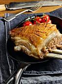 Pork Belly french trim.