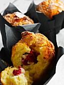 Raspberrry Muffins
