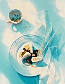 Gefüllte Seezunge mit Zitronengras