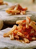 Pasta al sugo di scorfano, Italy