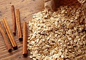 Cinnamon and Oats