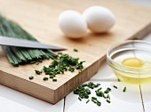 Eggs and Chives