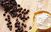 Flour and Chocolate