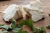 Fresh Ricotta and Basil