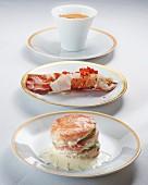 Variations on lobster