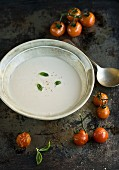 White tomato essence